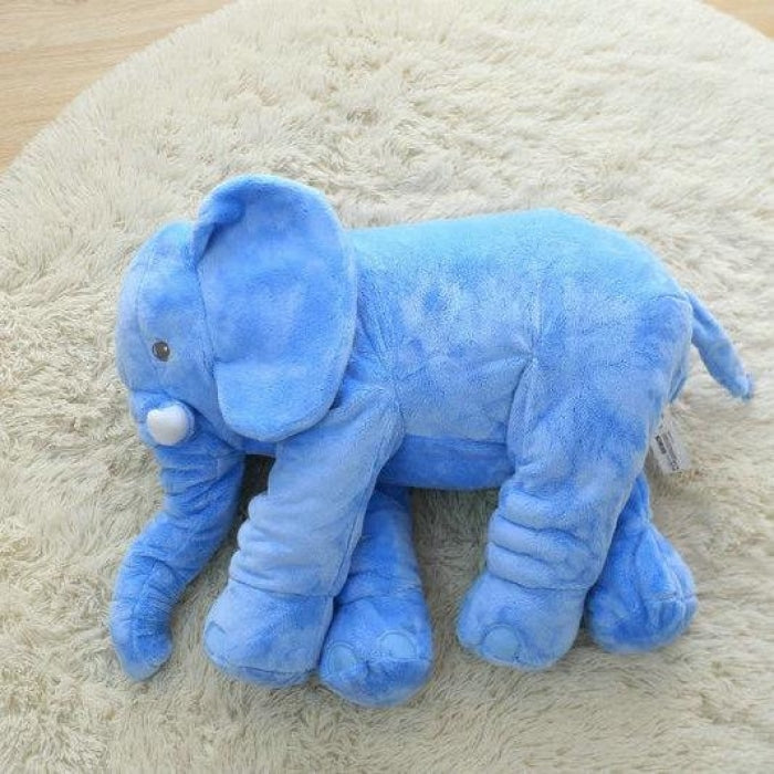 Stuffed Elephant Doll Cushion for Baby Unisex