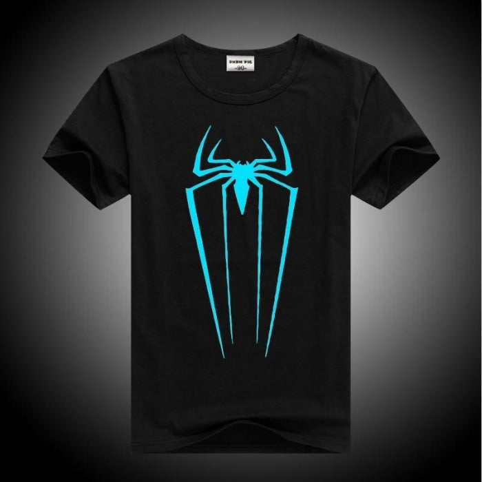 Stylish Cool Glow in the Dark T-shirts for Kids Unisex