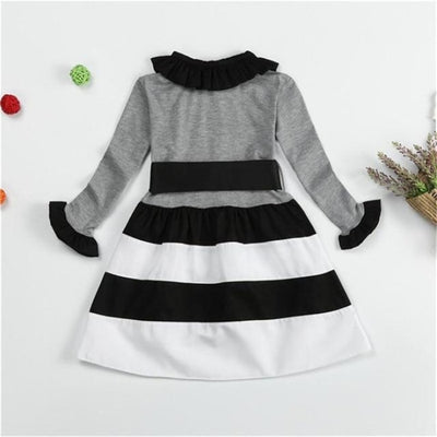 Stylish Dotted Party dress for Girls - As Photo 7 / 2-3 years