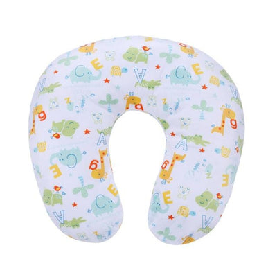 U-shaped Cotton Cushion Maternity Pillows for Breastfeeding & Baby Care - 05