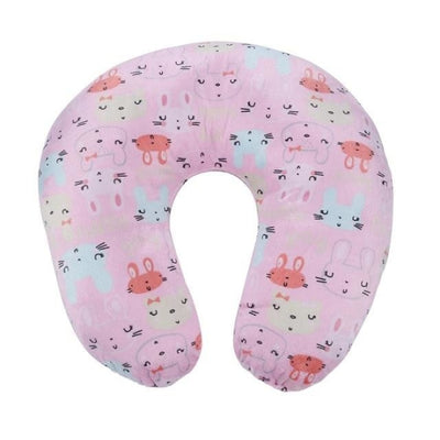 U-shaped Cotton Cushion Maternity Pillows for Breastfeeding & Baby Care - 22