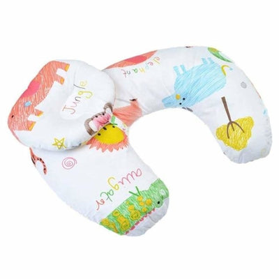 U-shaped Cotton Cushion Maternity Pillows for Breastfeeding & Baby Care - 24