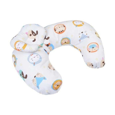 U-shaped Cotton Cushion Maternity Pillows for Breastfeeding & Baby Care - 25