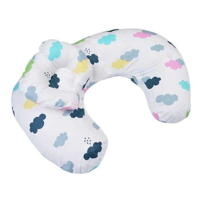 U-shaped Cotton Cushion Maternity Pillows for Breastfeeding & Baby Care - 26