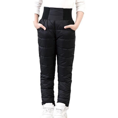 Unisex Cool Cargo Pants for Kids - Black / 18-24 months