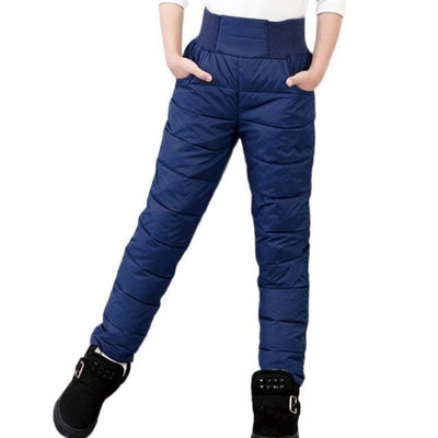 Unisex Cool Cargo Pants for Kids - Navy / 18-24 months