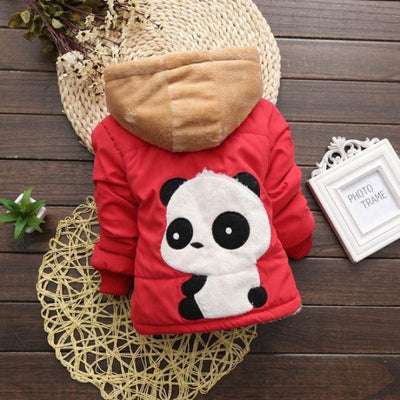 Unisex Stylish Winter Hooded jacket for Kids