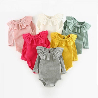Vivid colourful Bodysuit for Girls