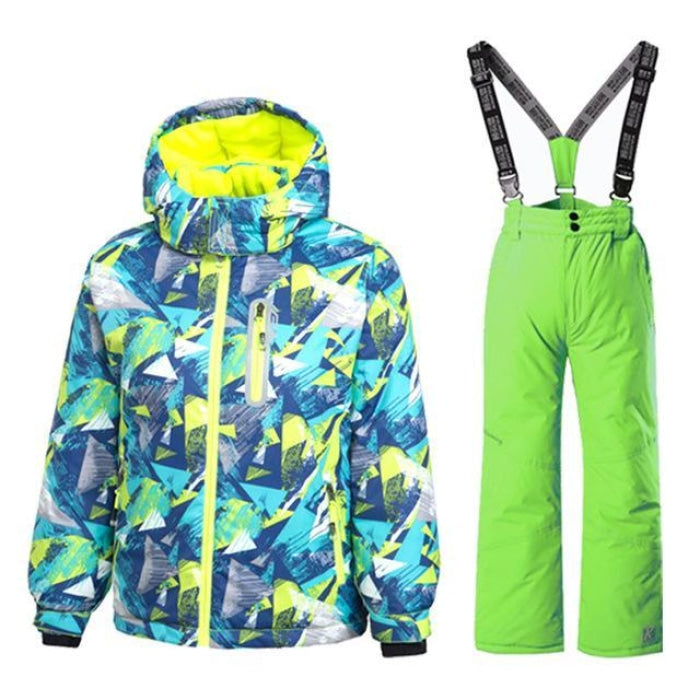 Waterproof Unisex Ski Suit
