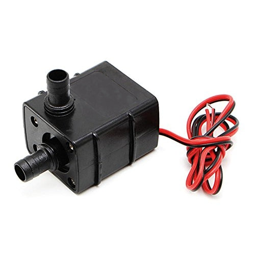 PUMP 12V WATER 240L/H SUBMERSIBLE