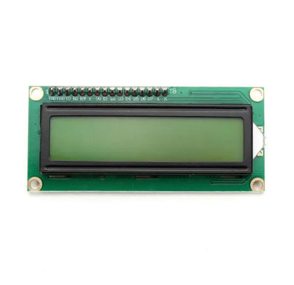 LCD 16 x 2 DISPLAY BLUE BACKLIGHT