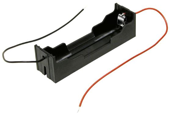 BATTERY HOLDER SINGLE 18650