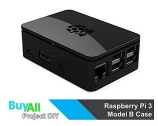 RASPBERRY Pi CASE 2 + 3B: B+(6363)