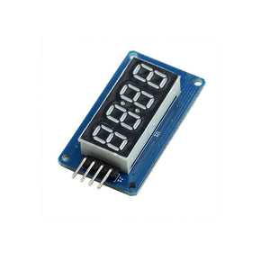 4 BIT LED DISPLAY - RED