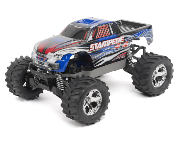 TRAXXAS RTR STAMPEDE BRUSHED 2WD w/XL-5