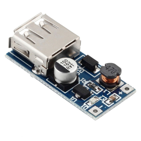 BUCK BOOST DC- DC USB 5V 0.6A
