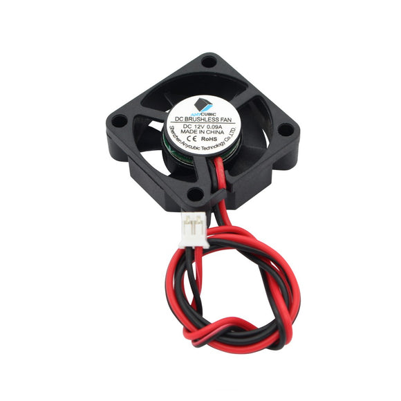 FAN 30MM 12V DC 5 BLADE BRUSHLESS