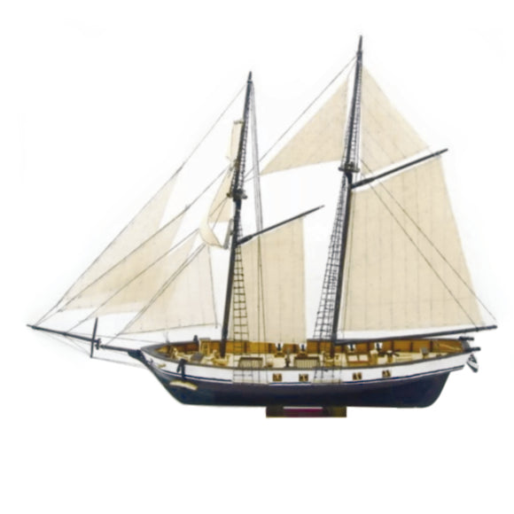 MODEL SAIL BOAT KIT