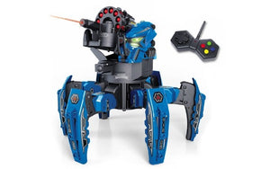 R/C SPACE WARRIOR FIGHTING ROBOT USLC