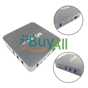 TV BOX 4K MX QPRO