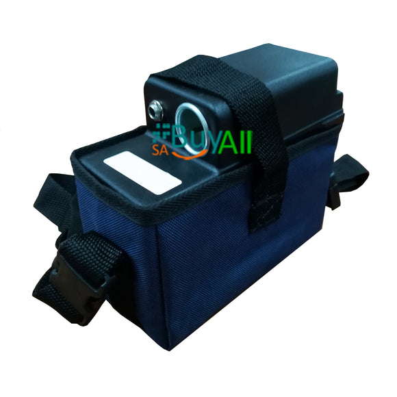 BATTERY PACK 12V7.2A w COVER & LIGHTER SOCKET