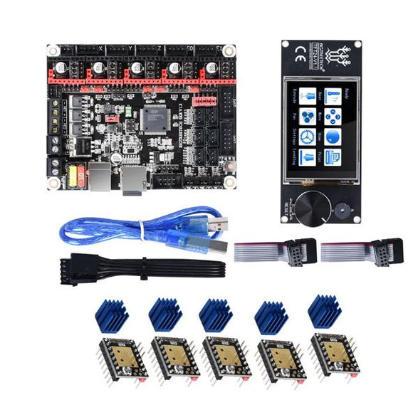 BIGTREETECH 5PC TMC2280+ SKR V1.3 32BIT+ TFT24 Touch Screen