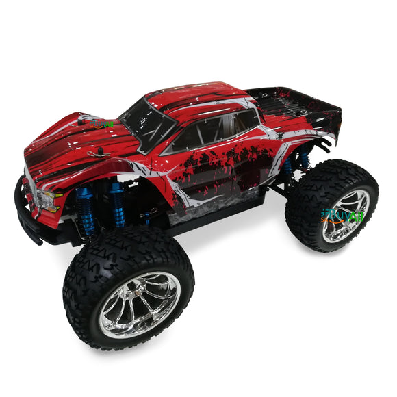 HSP 1/10 4WD BRUSHLESS MONSTER TRUCK BRONTO RTR(NO.94211PRO)