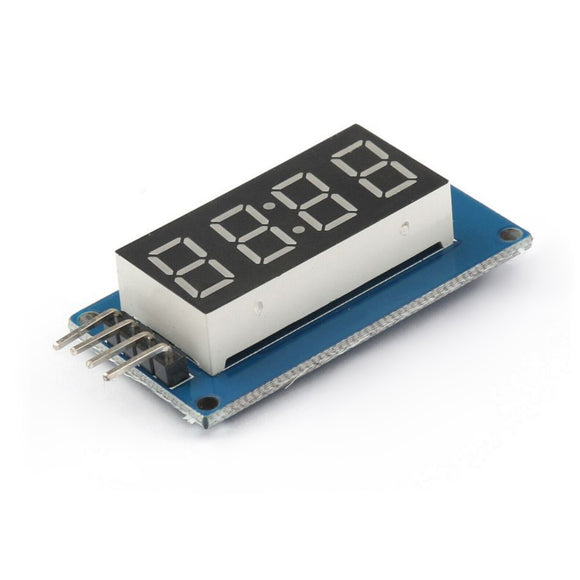 CLOCK DISPLAY for ARDUINO TM1637