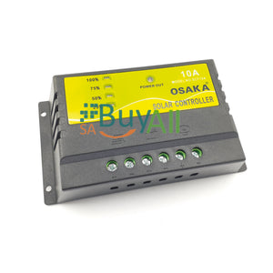 CHARGE CONTROLLER 10A 12V
