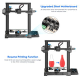 CREALITY ENDER 3 PRO V2 3D PRINTER KIT