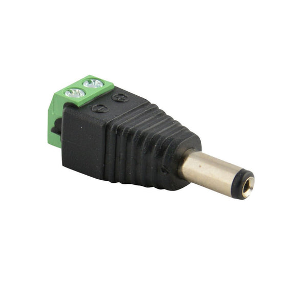 PLUG MALE with CONNECTOR POINTS