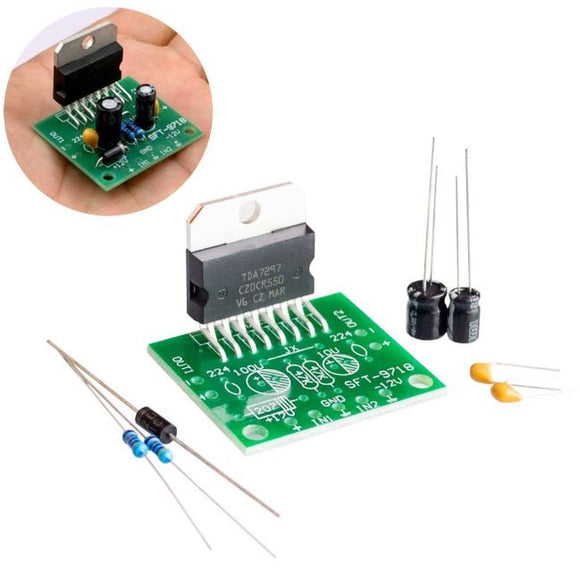 AMPLIFIER MODULE DIY KIT FOR ARDUINO