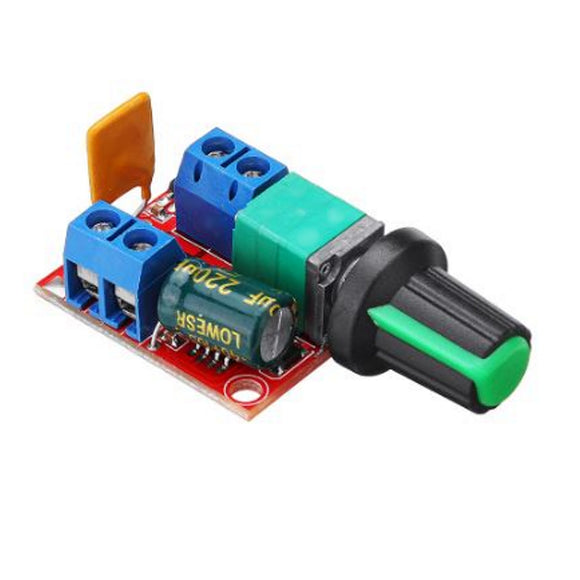 SPEED CONTROL DC MOTOR PWM 3-35V 5A MINI