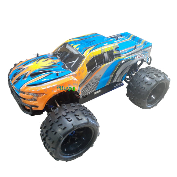 HSP 1/8 4WD EP MONSTER TRUCK SAVAGERY (NO.:94996)