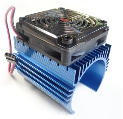HEAT SINK WITH FAN 5010+4465