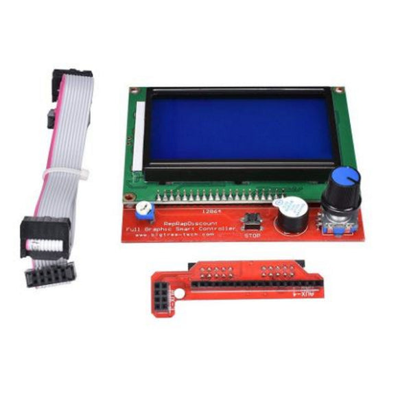 LCD 128x64 GRAPHIC CONTROL PANEL 3DP