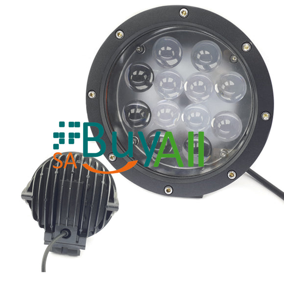 LED SPOT LIGHT 60W 4D RND LARGE    PC 79