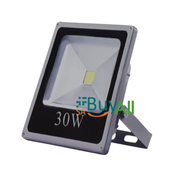 LED FLOOD LIGHT 30W WHITE 220VAC