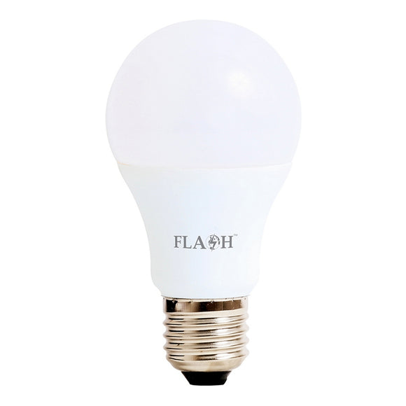 LED BULB 6W E27 A60 DAYLIGHT FLASH
