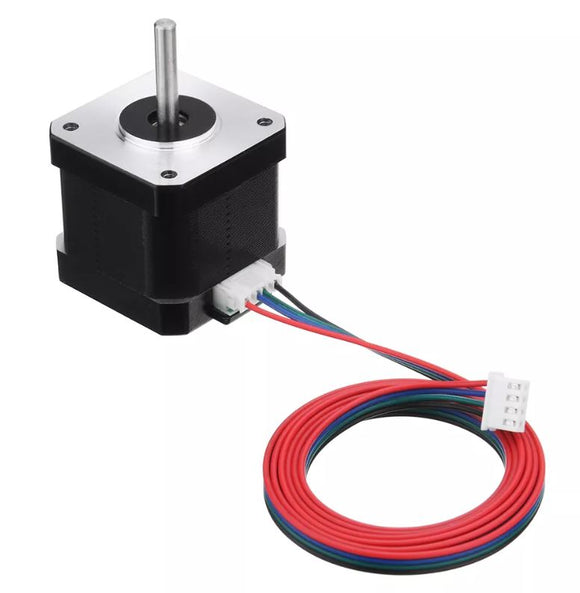 STEPPER MOTOR 1.8 DEG NEMA 0.4NM SAT