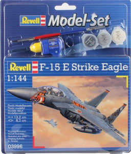 REVELL MODEL SET F-15 EAGLE 1/144 (REV63996)