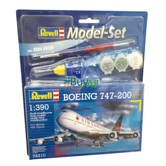 REVELL Model Set Boeing 747 1/390 (REV64210)
