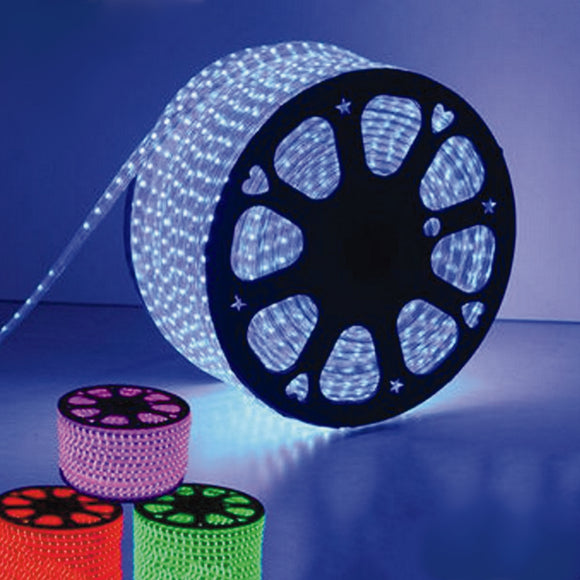 LED LIGHT STRIP RGB 5050 220V PER METER