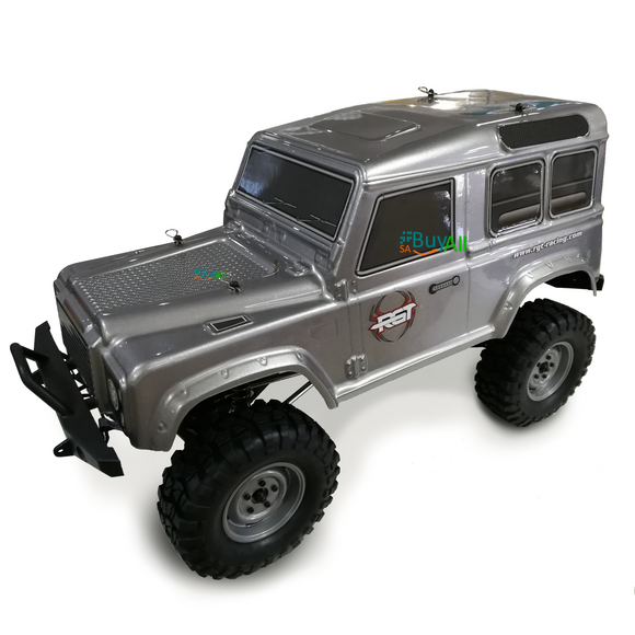 RTR RGT 1/10 4WD BRUSHED ROCK CRAWLER