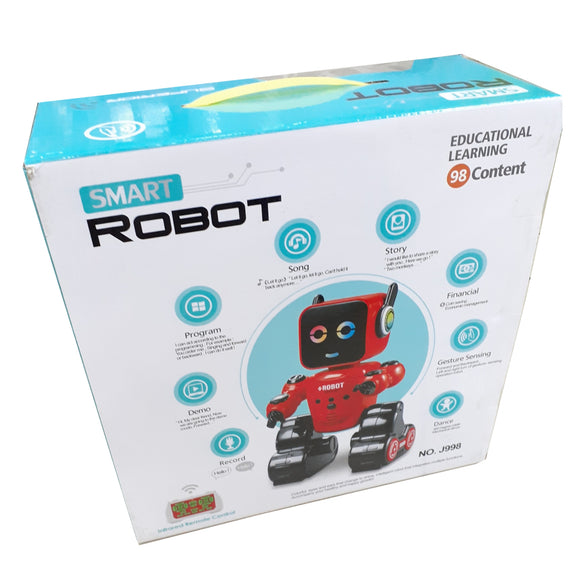 RC TOY SMART ROBOT