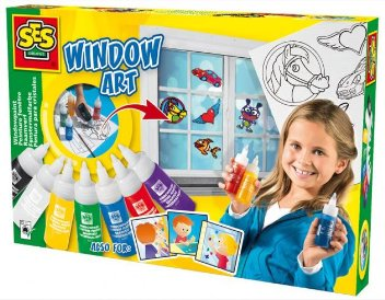 WINDOW PAINTING SET (SES00324)