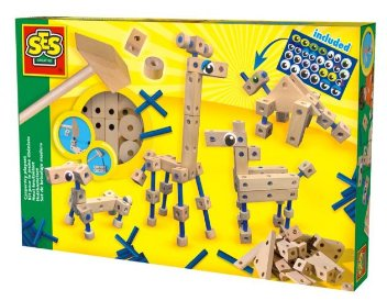 CARPENTRY PLAYSET 1 (SES14941)