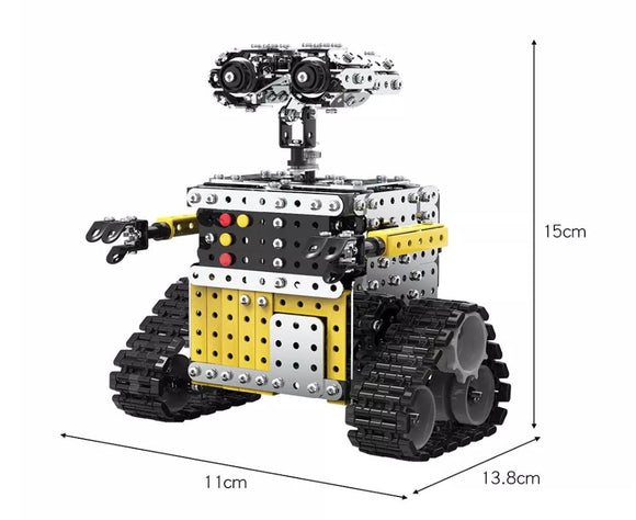 RC ROBOT TOY