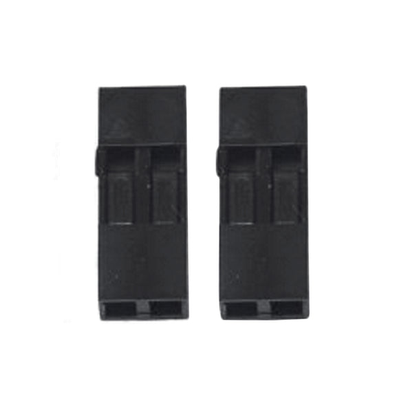 SIL CONNECTOR 2 WAY FEMALE 2PC