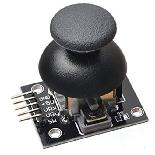 JOYSTICK MODULE PS2 5 PIN XY
